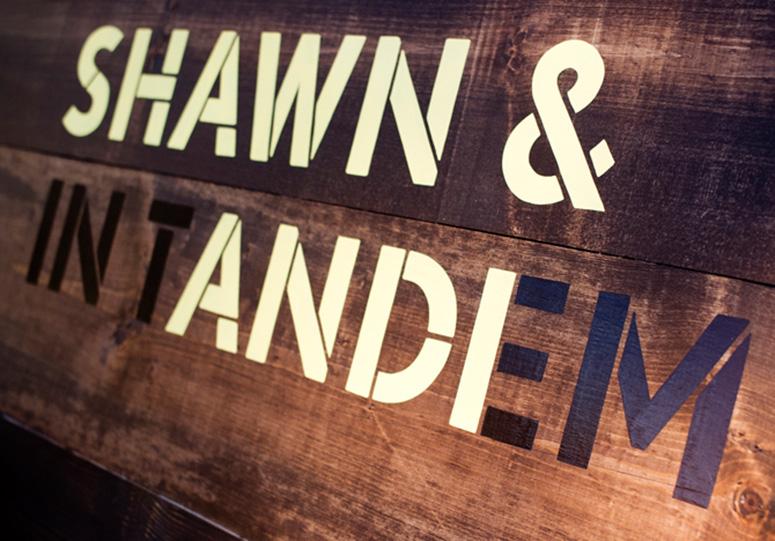 Shawn Allen and Andrea Nelson Wedding Invitation