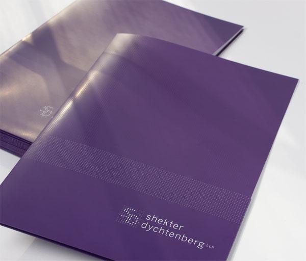 Shekter Dychtenberg Folder