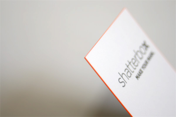 Shutterbox Stationery