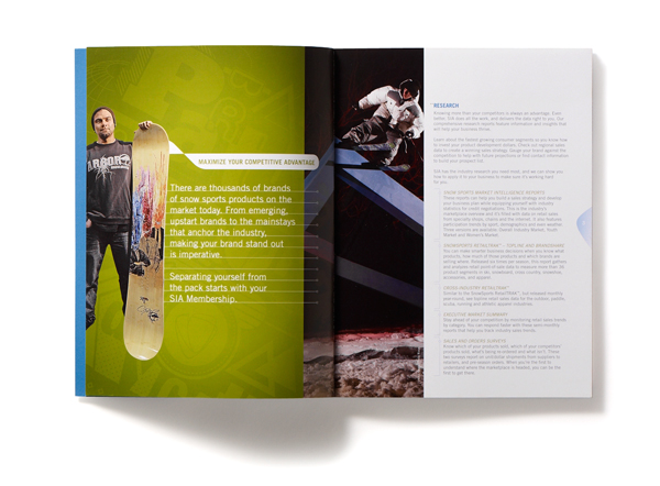 Snowsports Industries Brochure