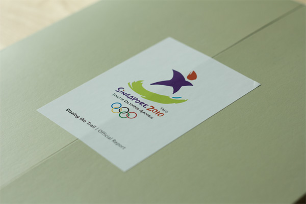 Singapore Youth Olympic Games Book