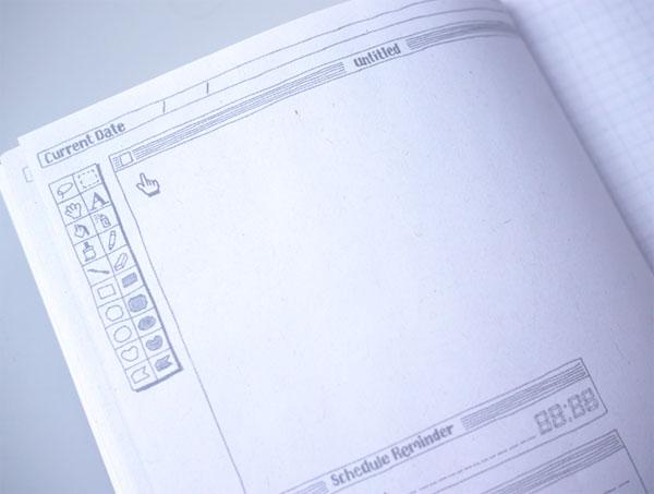 Sketchbook/Organizer Gift