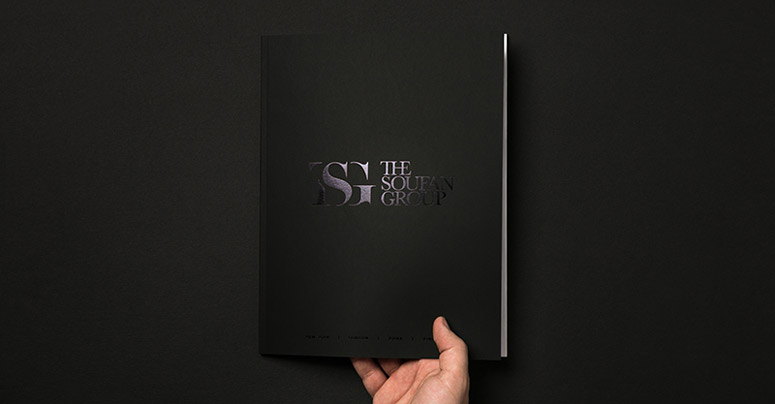 The Soufan Group Print Identity