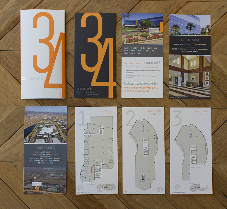Southbank34 Tour Collateral