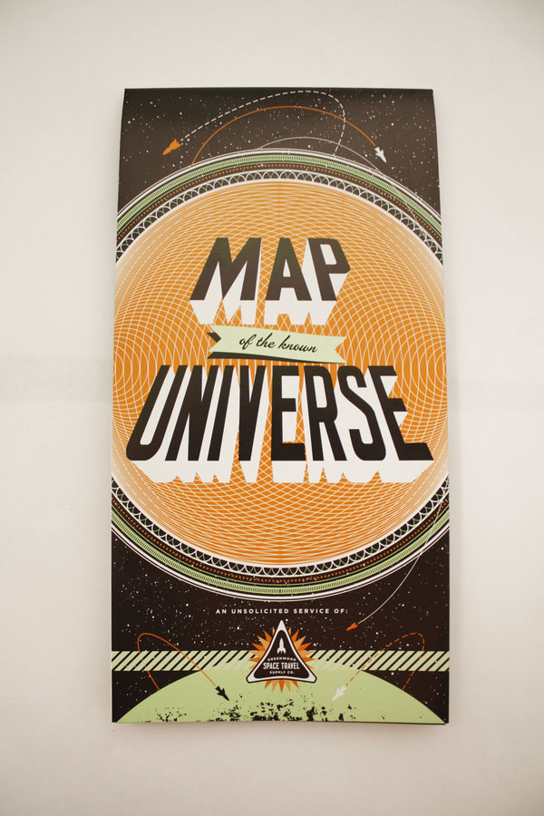 Greenwood Space Travel Supply Co. Poster
