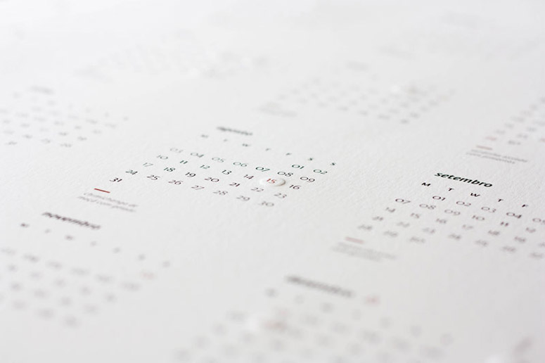 The Spice Calendar 2015