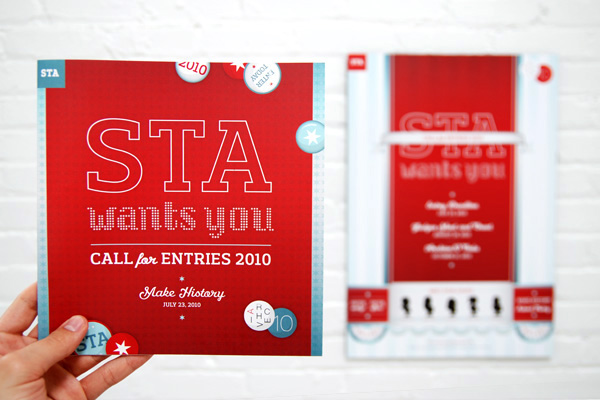 The Society of Typographic Arts Call For Entries