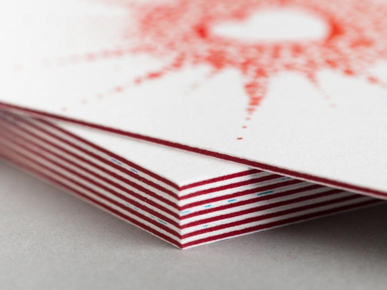 Stefan Bucher's Valentine's Day Postcard Collection