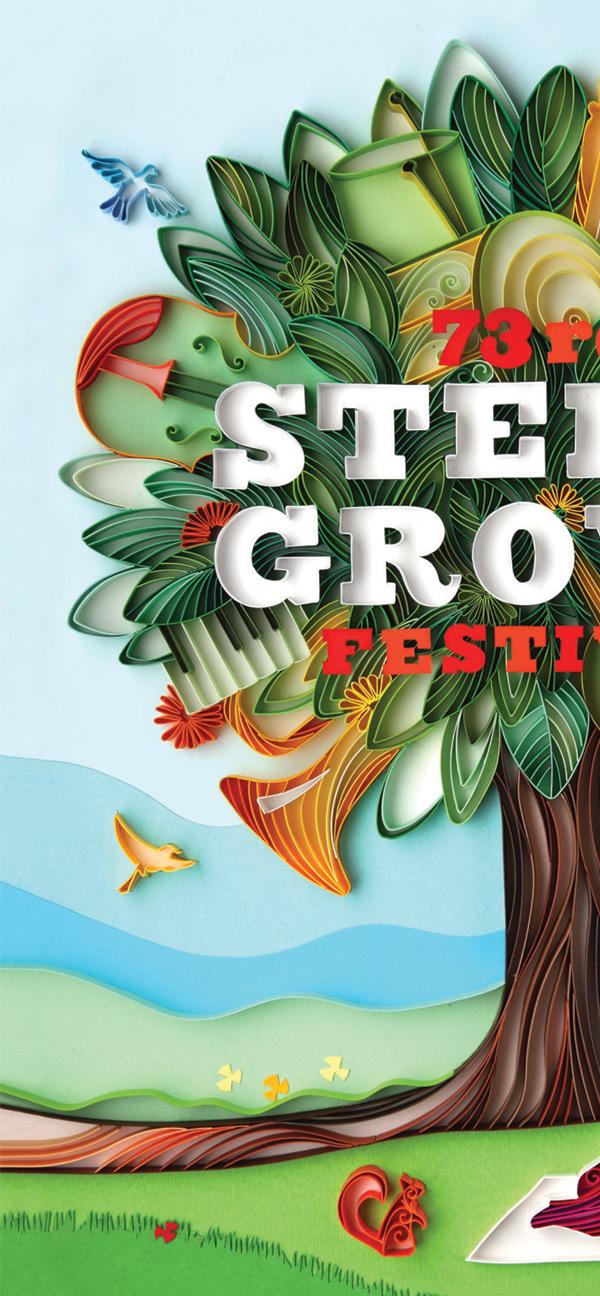 Stern Grove Festival Poster