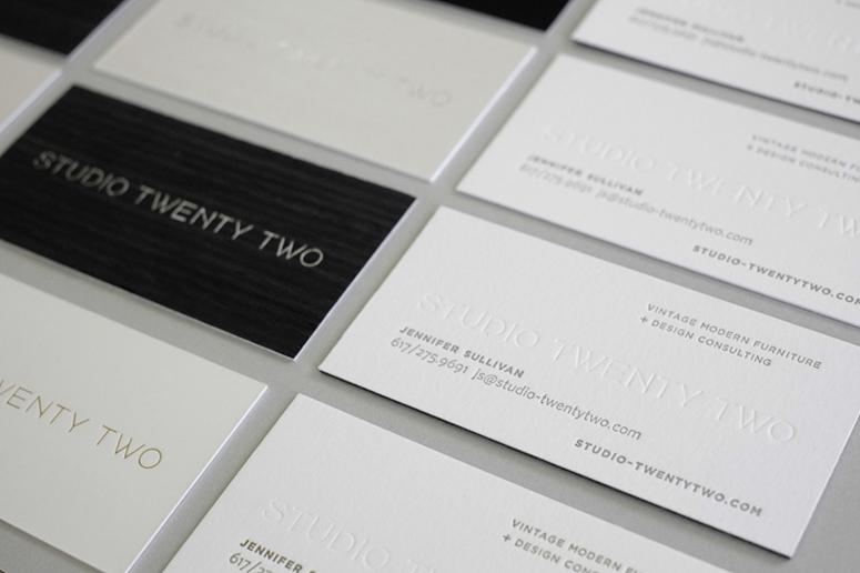 Fpo studio twenty two business cards studio twenty two business cards reheart Images