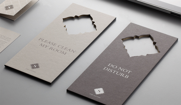 The Sultan Hotel Brand Collateral