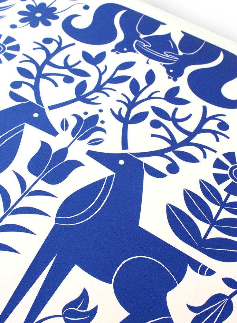 Tad Carpenter Field Print Series
