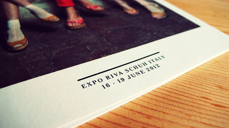 Textile and Fashion Federation (TaFf) Marketing Collateral // needs description