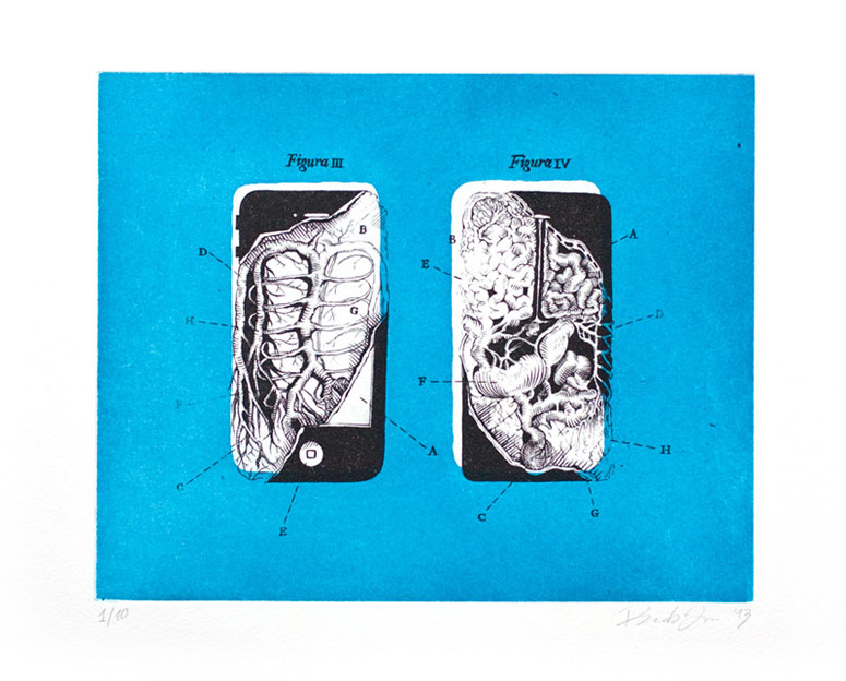 Technotomie - An iPhone Dissection