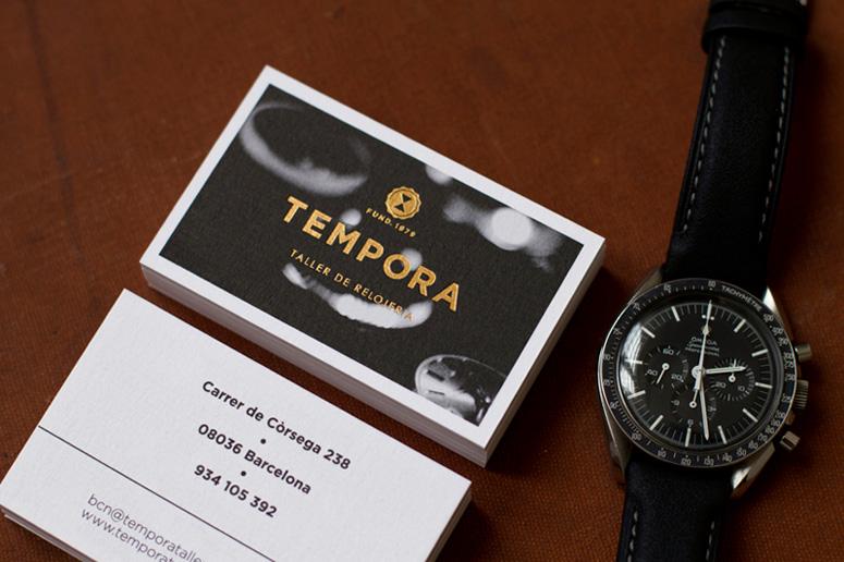 TEMPORA Business Card