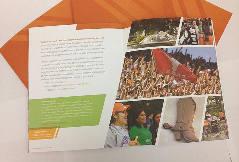 University of Texas at Austin Viewbook
