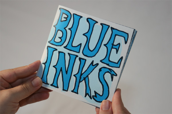 The Blue Inks