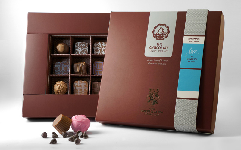 FPO The Chocolate Packaging