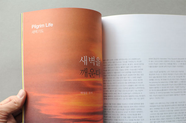 <The Pilgrim /> Journal
