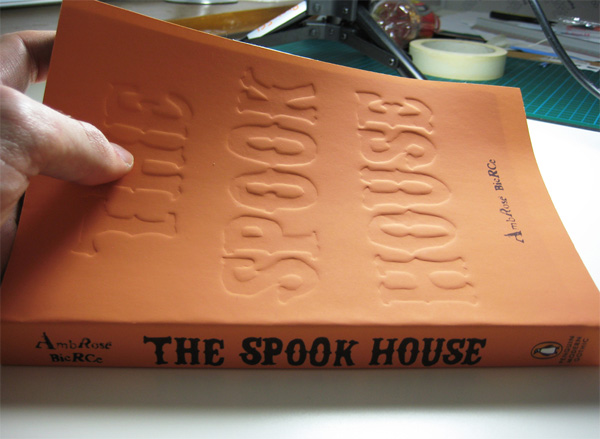 The Spook House Book Cover