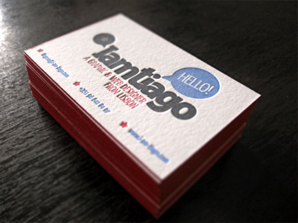 IamTiago Business Card