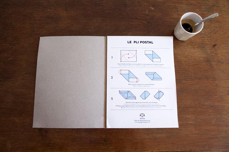 The Pli Postal Stationary