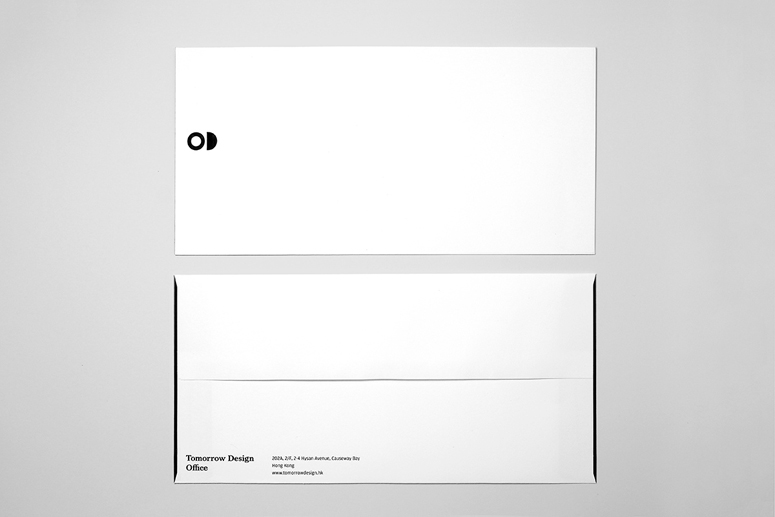 Tomorrow Design Office Stationery