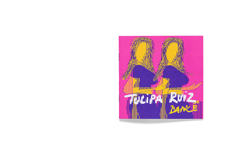 Tulipa Ruiz Album Cover