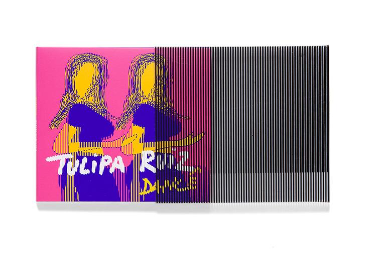 Tulipa Ruiz Album Cover