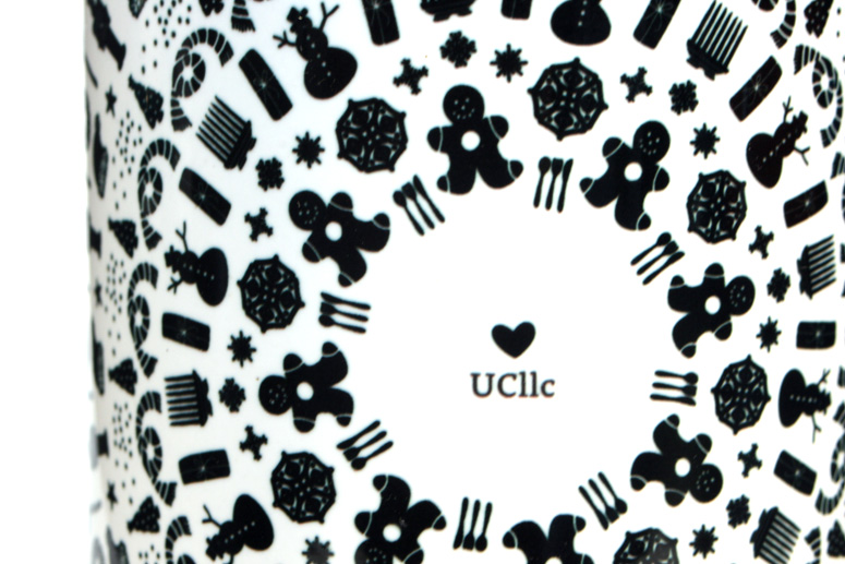 UCllc 2012 Holiday Cards and Gift