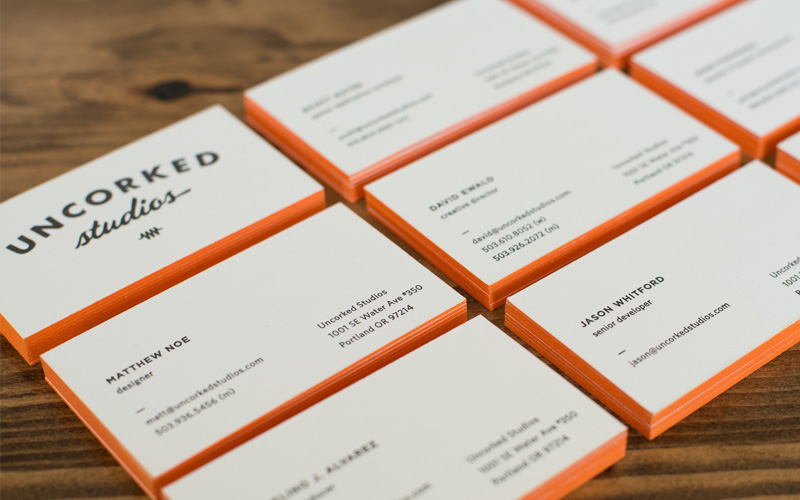 Fpo uncorked studios business cards uncorked studios business cards colourmoves
