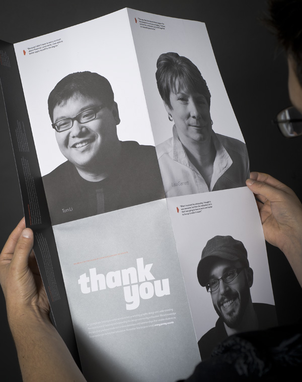 The University of Houston Graphics Alumni Partnership Poster Series