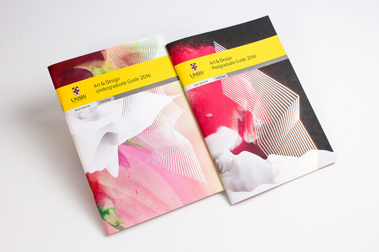UNSW Art & Design Student Guides 2016