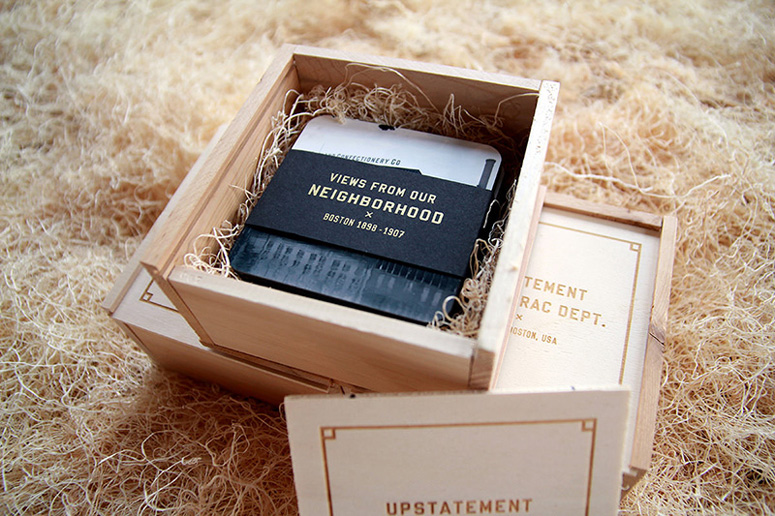 Upstatement Holiday Gift Box