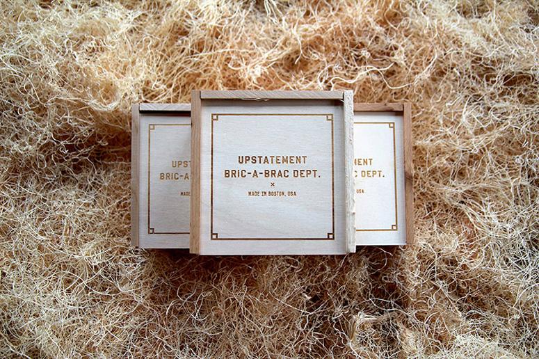 Upstatement Holiday Gift Box