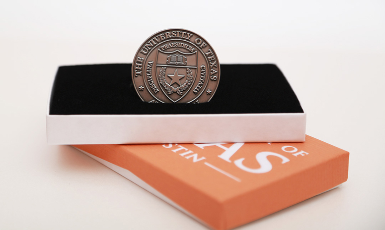 UT Austin Challenge Coin