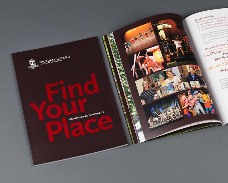 Victoria College Viewbook