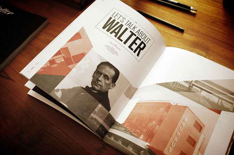 Walter Magazine Volume 01