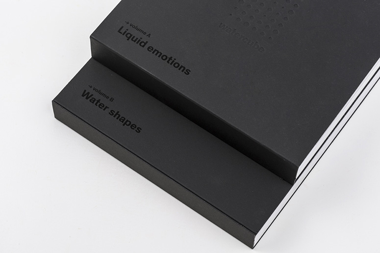 Watercube Company Book