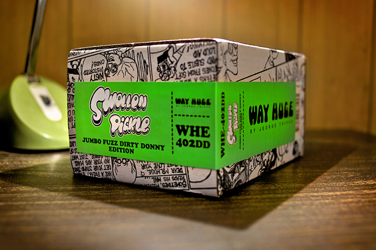 Way Huge Package Design and Collateral