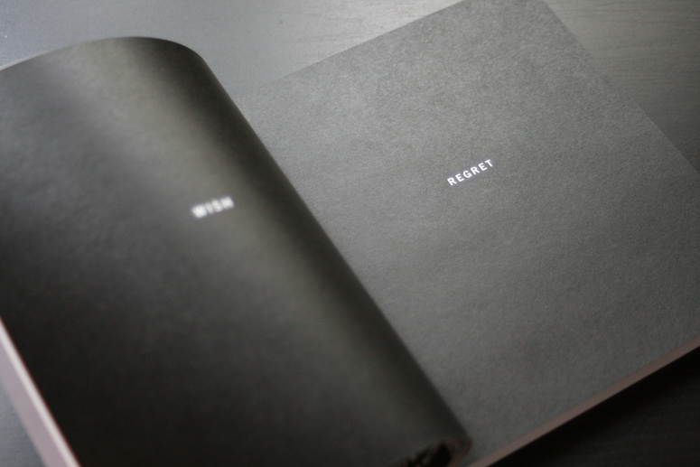 Wish/Regret Exhibition Catalogue