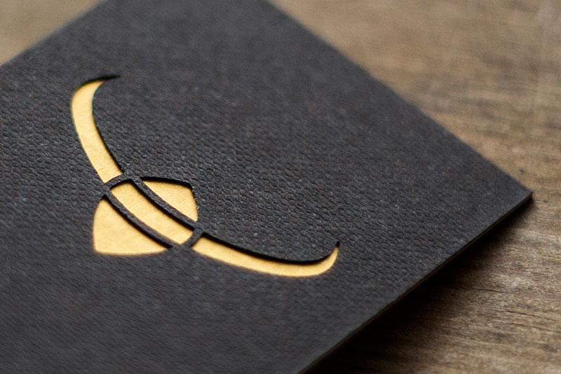 Woestwerk Business Card
