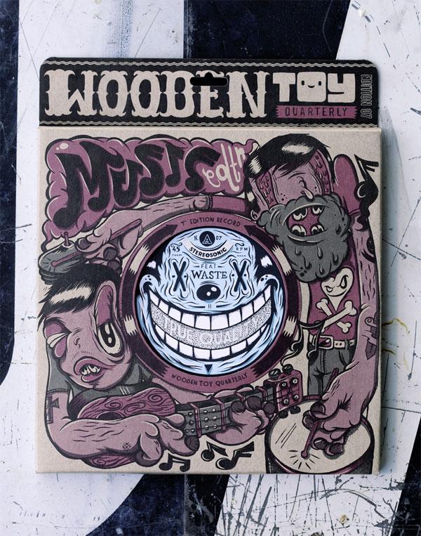 <em />Wooden Toy</em> Boogazine