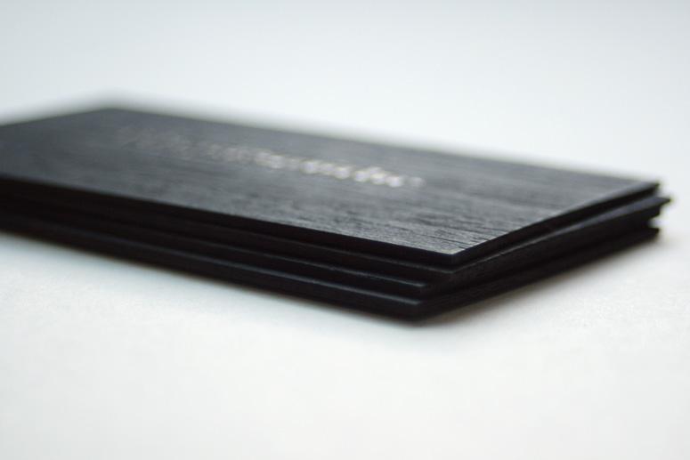 Woodsmithe Business Card