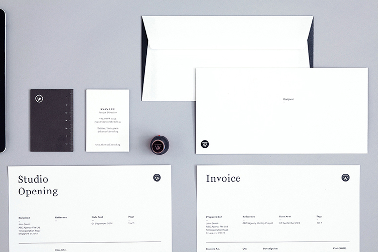 The Workbench Identity Materials