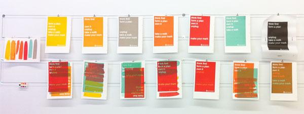 Work Smarter Poster Series