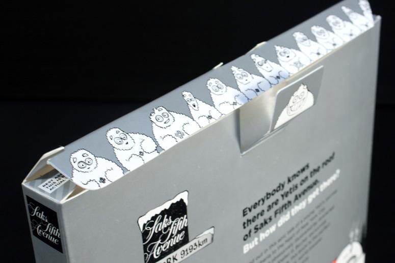 The Yeti Story Book