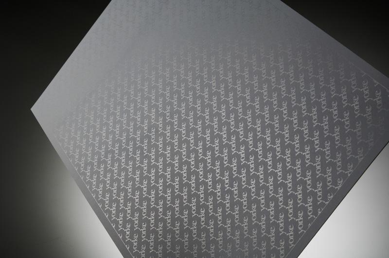 Yorke Printe Self-Promotion