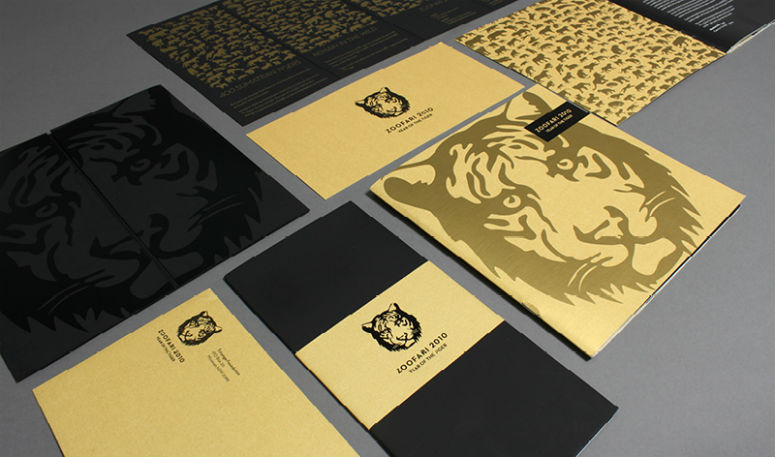 Year of the Tiger Event Collateral