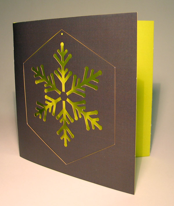 Zoyes Creative Holiday Card